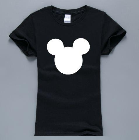 Прикольная футболка с Микки Маус