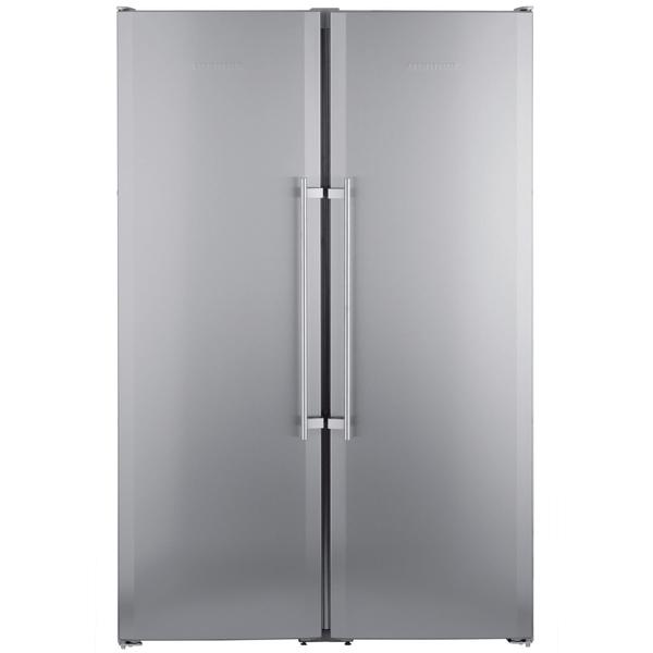 холодильник side-by-side liebherr sbsesf 7222-20
