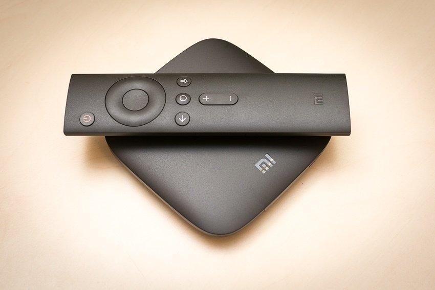 Медиаприставка MI Xiaomi