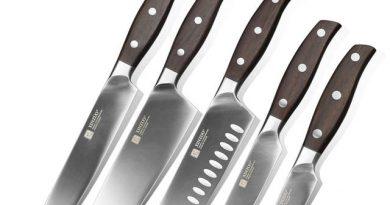 Комплект кухонных ножей XINZUO