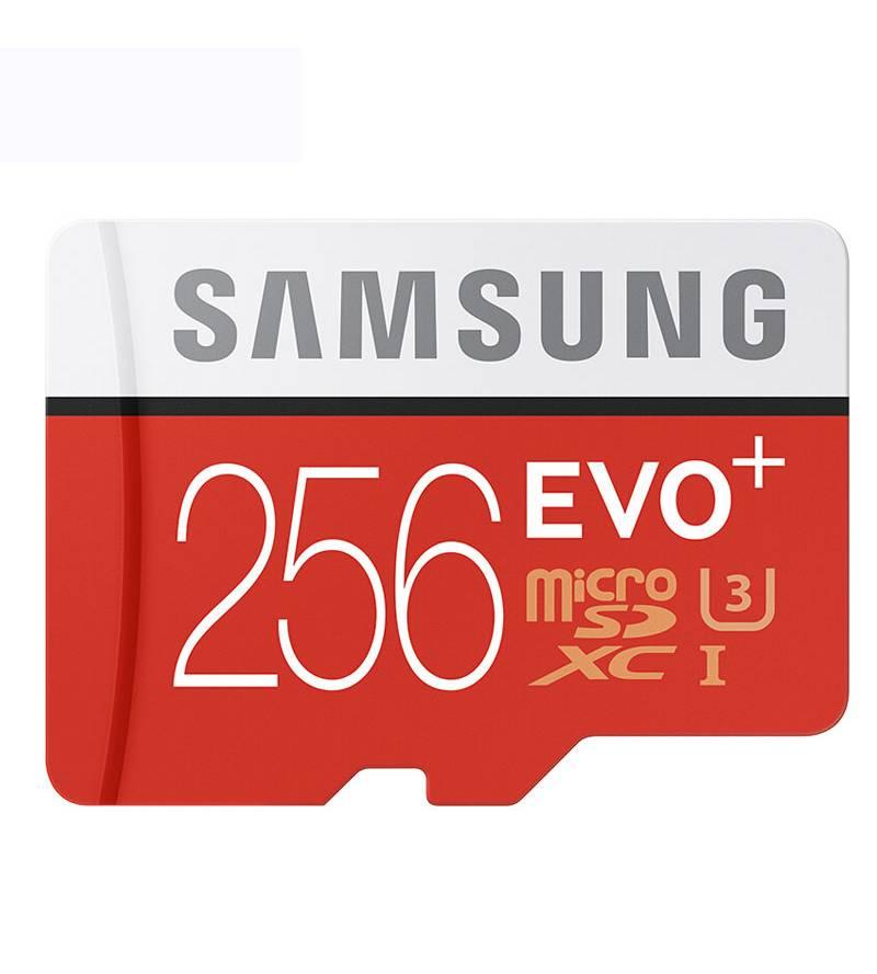 Карта Micro SD 256 ГБ SAMSUNG.