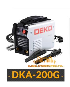 Электрический сварочный аппарат DEKO 220 В.