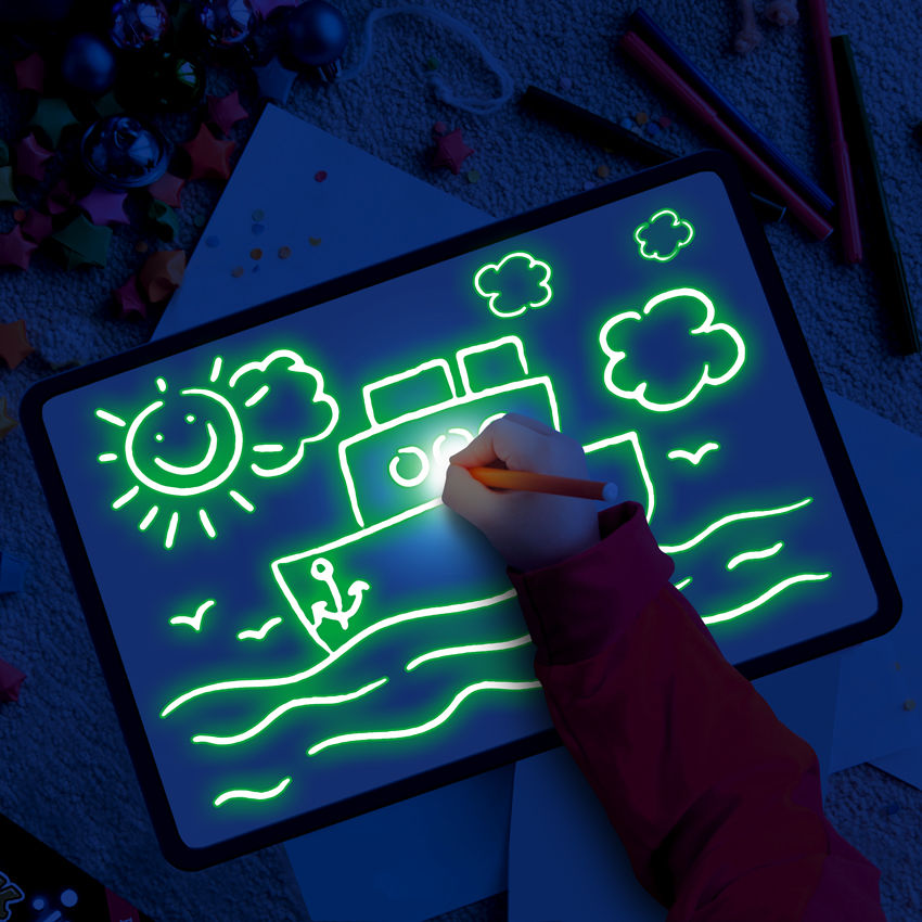 Набор для творчества Рисуй светом.