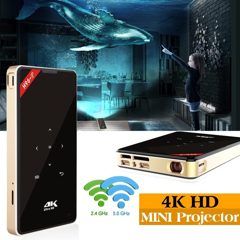 Мини проектор H96-P
