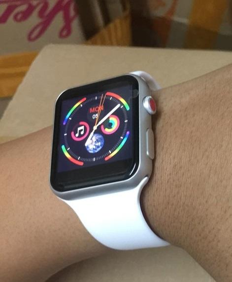 Смарт часы серии 4 Push лучшая копия Apple Watch