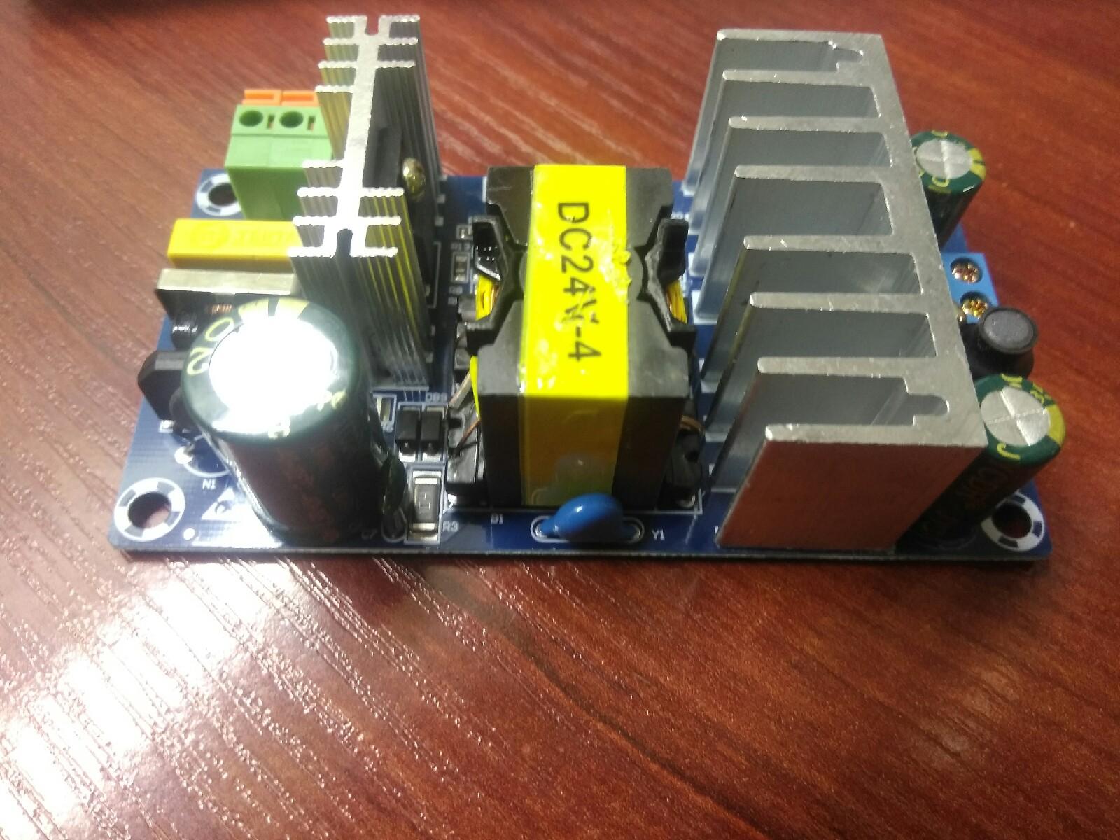 Блок питания 110/220/24В зарядное устройство