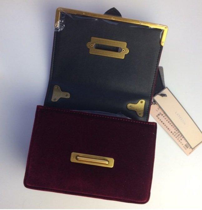 Бархатная сумочка - Сумка