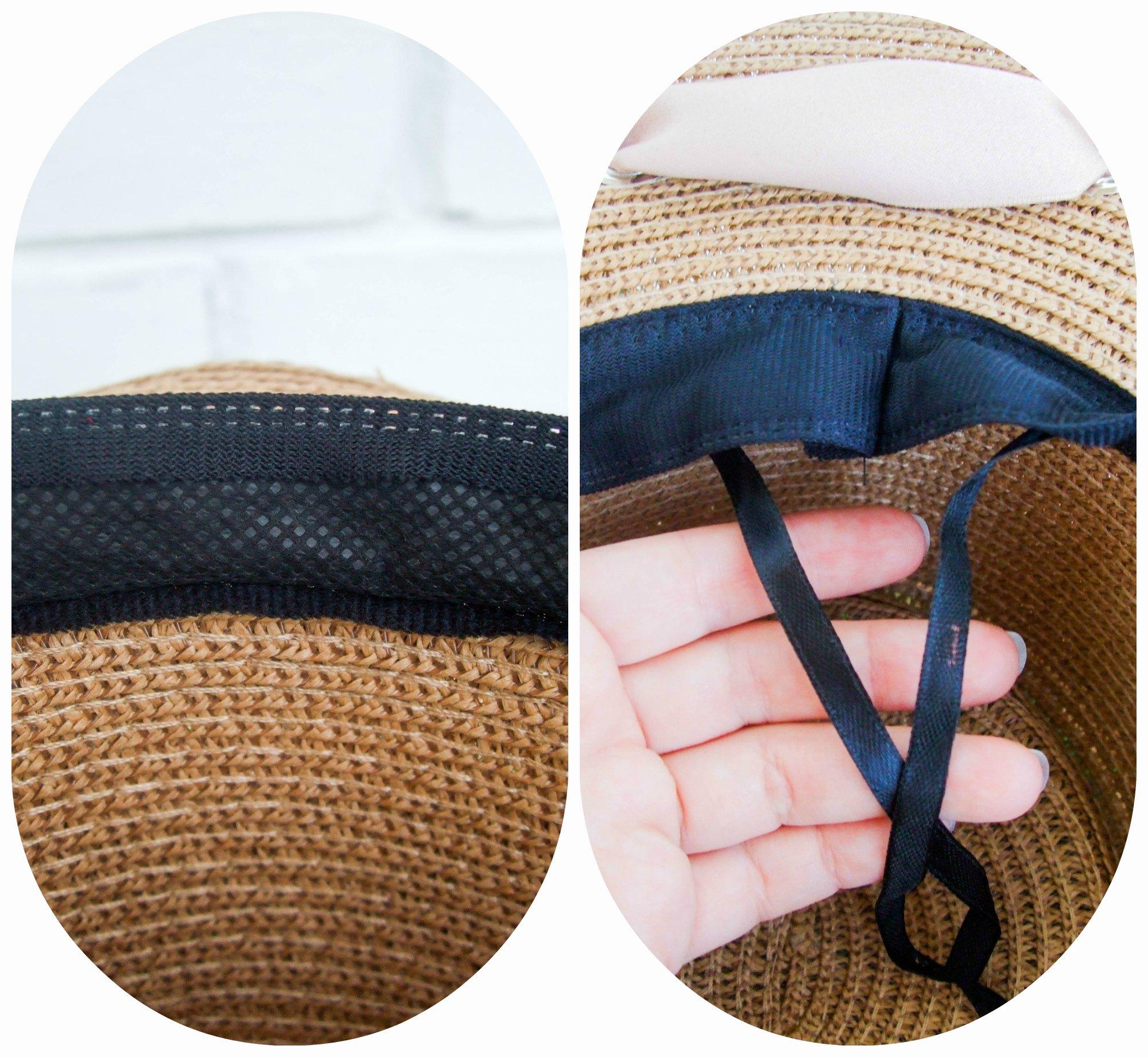 Шляпка с люверсами, которая очень понравилась - tatasha