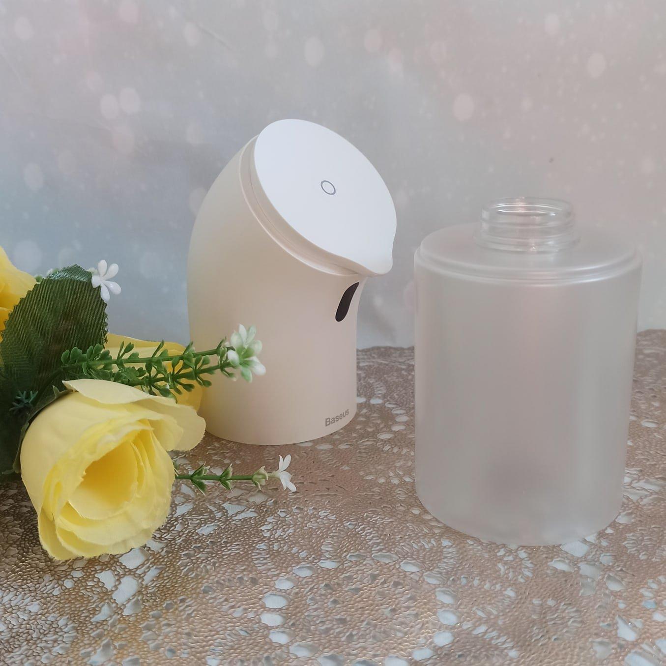 Автоматический дозатор жидкого мыла от BASEUS - фото