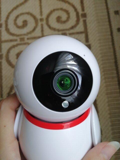 Wi-Fi камера для самых любопытных - характеристики