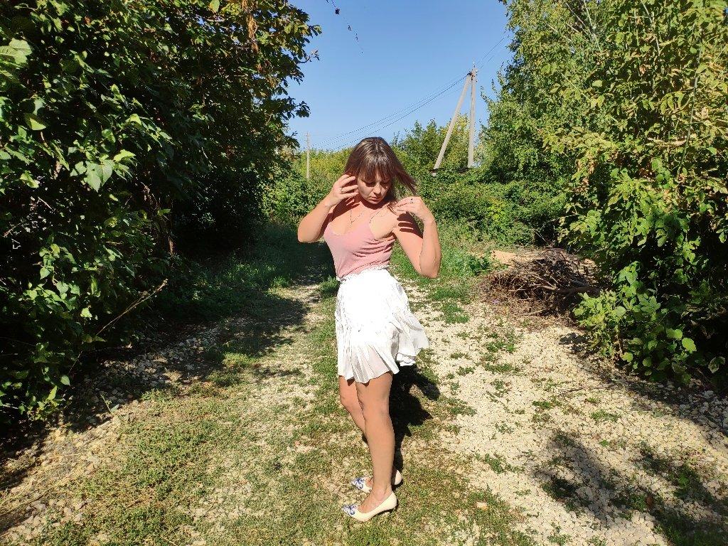 Летняя воздушная юбка AOEMQ - отзывы