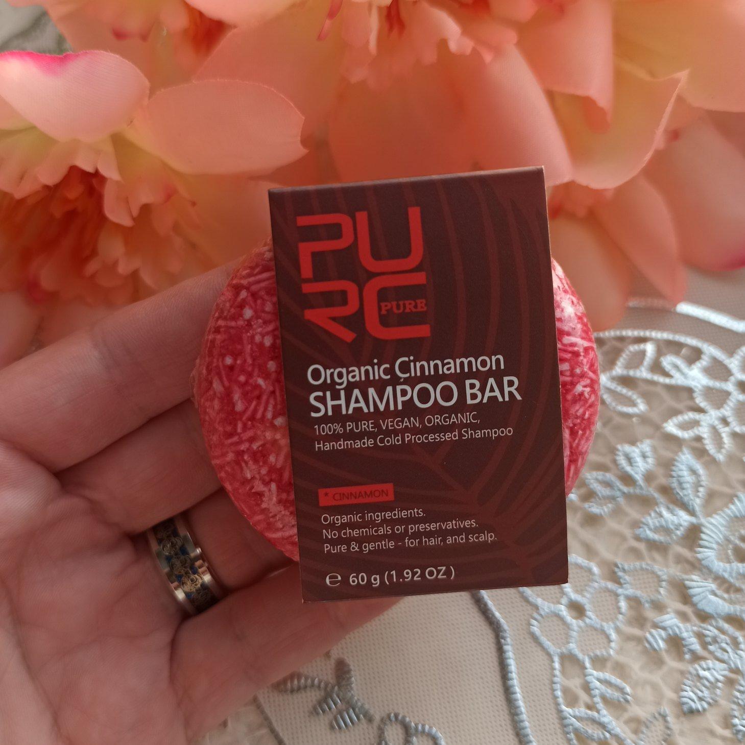 Шампунь с корицей для восстановления волос от PURE - купить