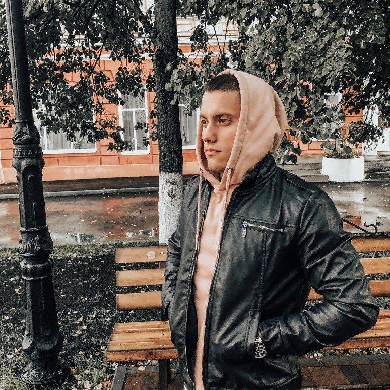 МУЖСКАЯ КУРТКА - фото