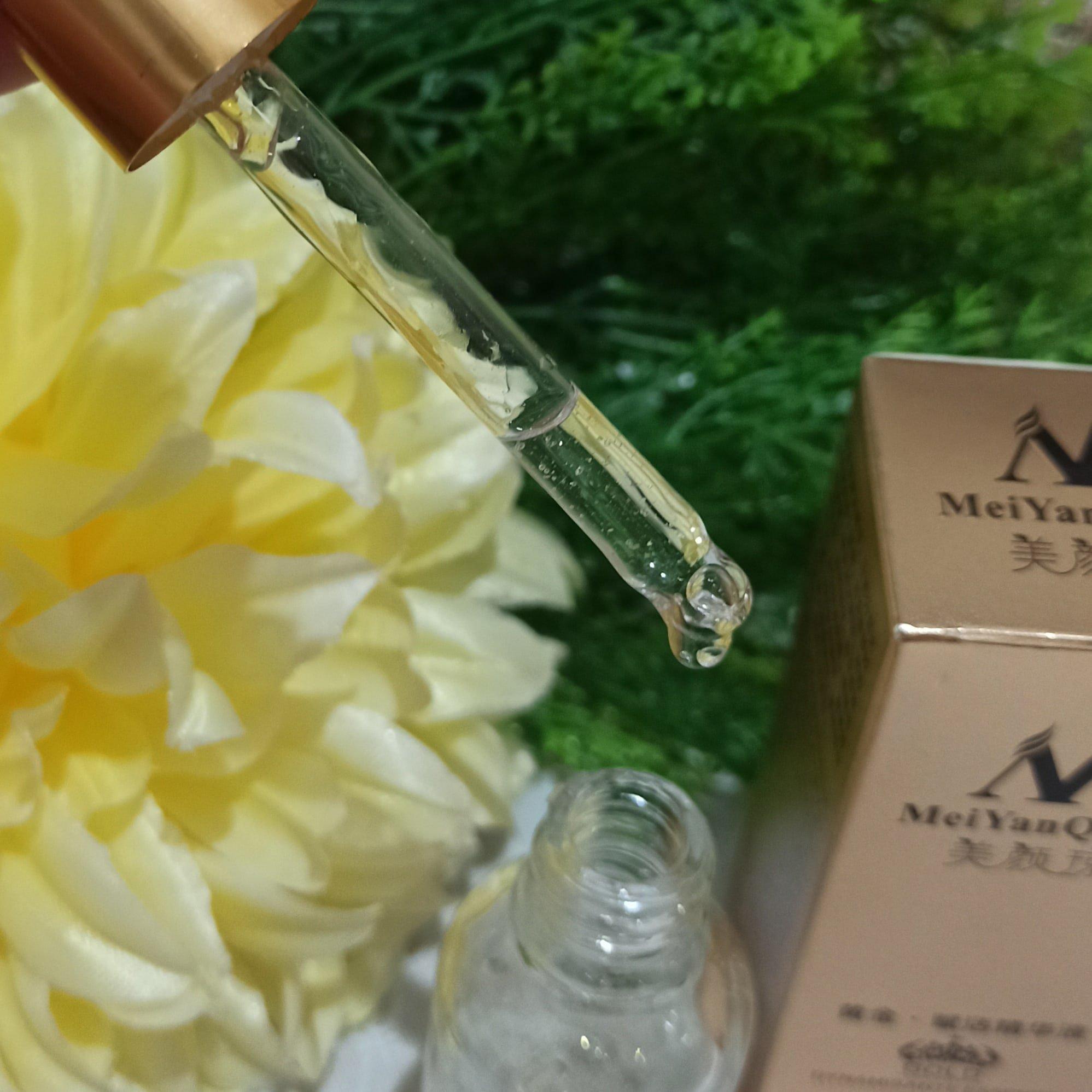 Сыворотка 24К дневной уход за кожей лица от MeiYanQiong - обзор