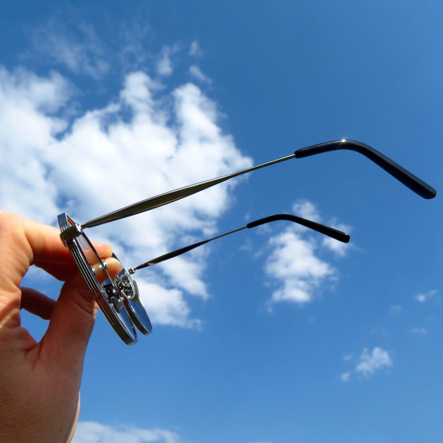 Классные солнцезащитные очки с защитой UV400 - обзор