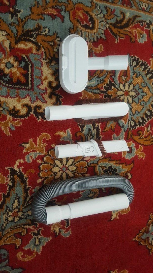 Вертикальный пылесос Xiaomi Deerma Handheld Vacuum Cleaner DX800s. - инструкция