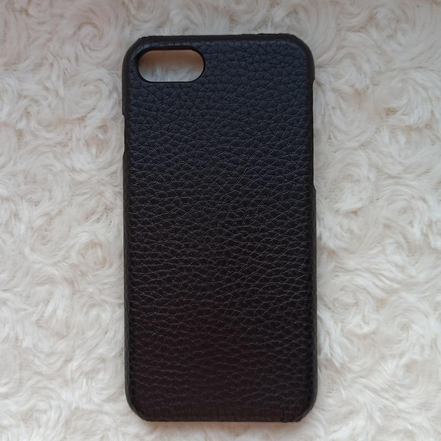 Чехол из натуральной кожи для iPhone