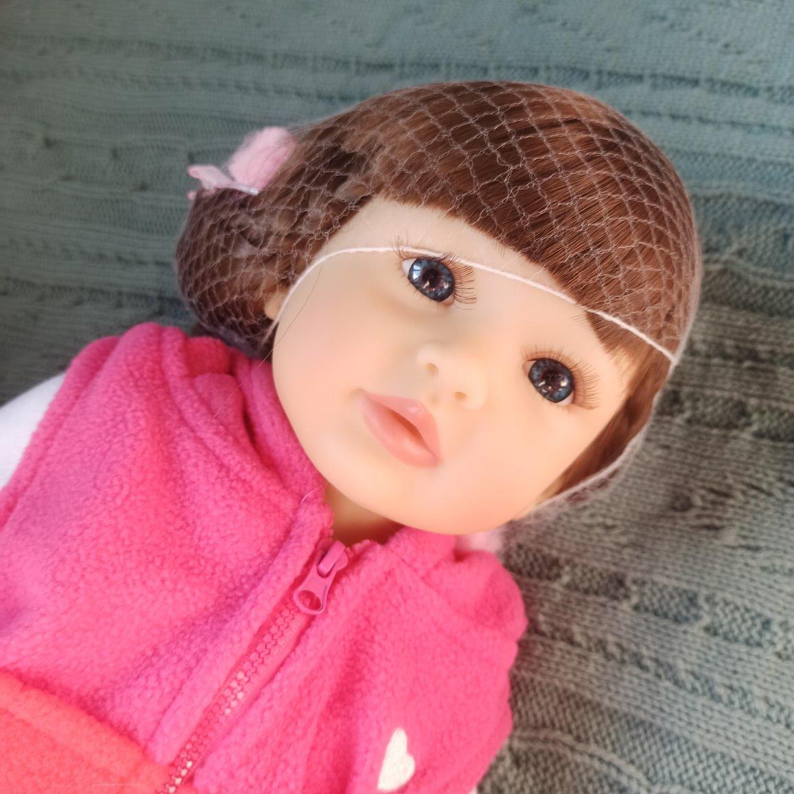 Красивая реалистичная кукла бренда NPK - цена