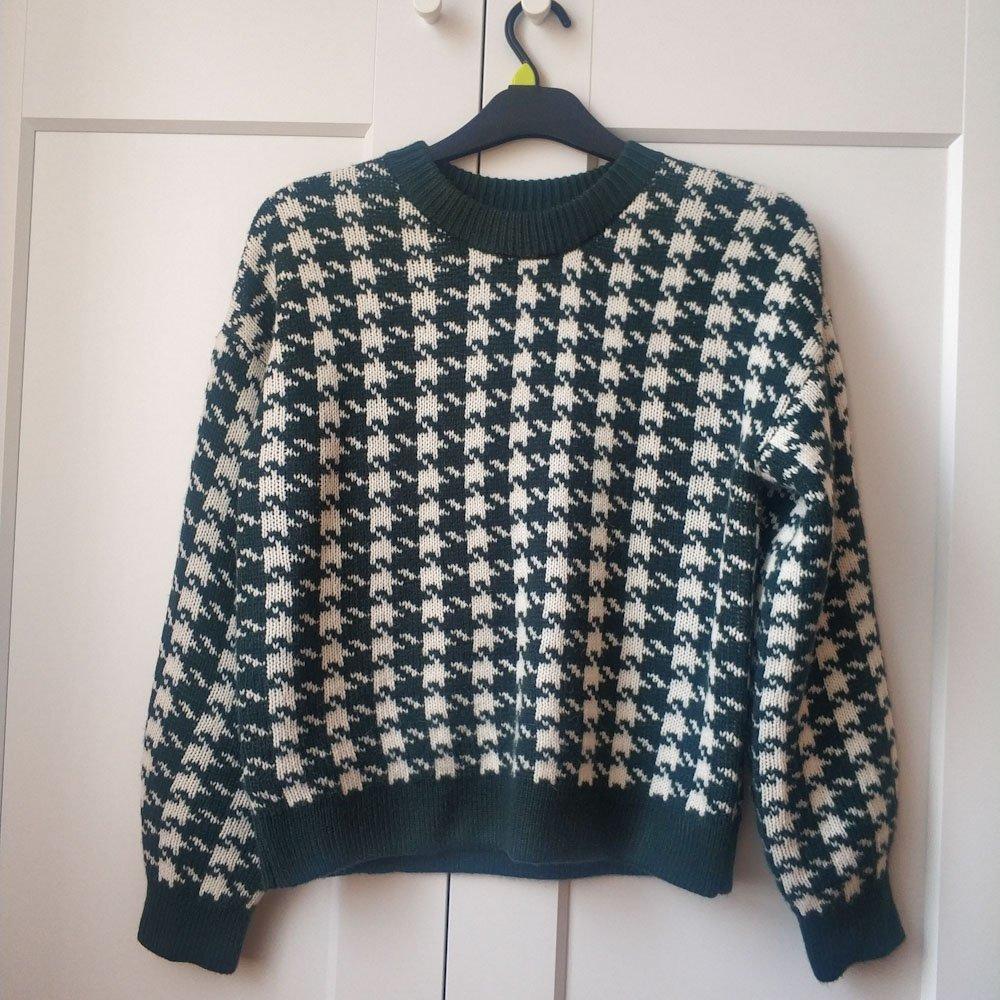 Стильный свитер Sams Tree. Обзор с моими реальными фото. - цена