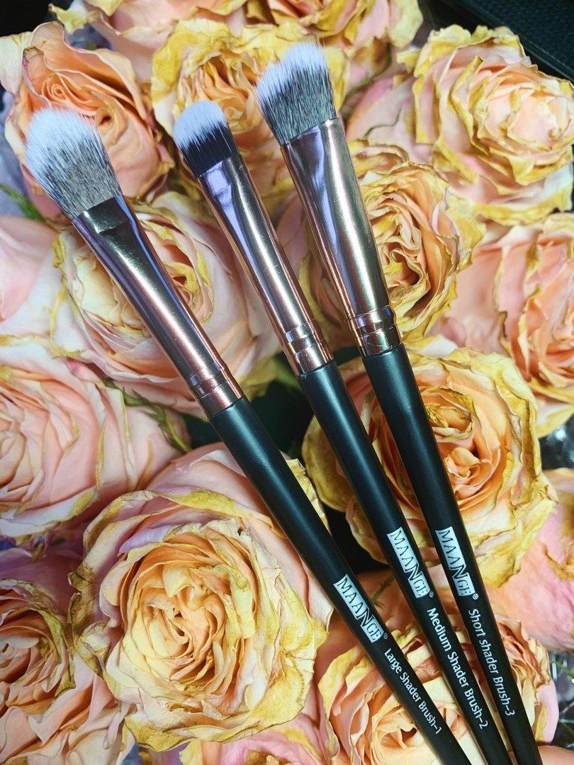 Набор кистей для макияжа/12шт - отзывы