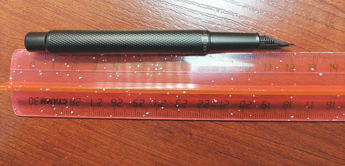 Приятная и качественная перьевая ручка с выбором толщины пера - отзывы