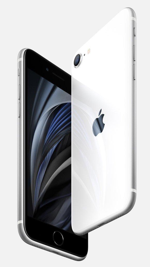 Быстрый, компактный, мощный: Apple iPhone SE 2020 128GB Black