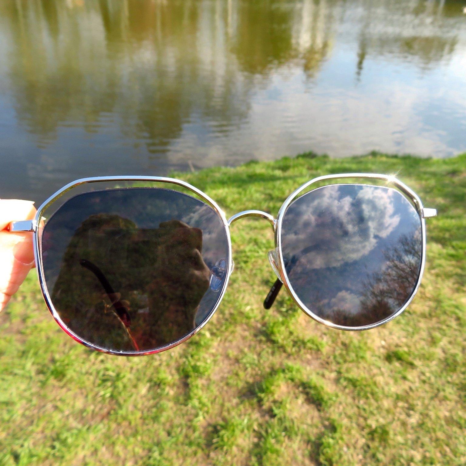Классные солнцезащитные очки с защитой UV400 - отзывы