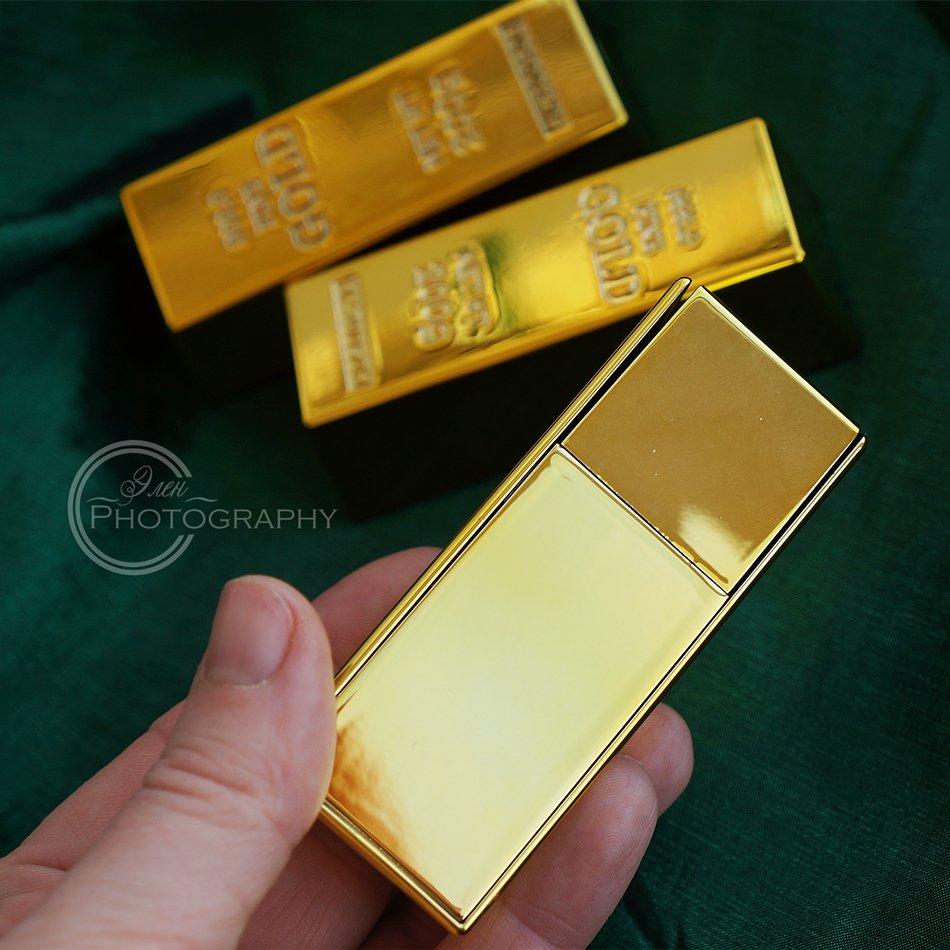2.99 доллара за слиток золота - весенняяперезагрузка