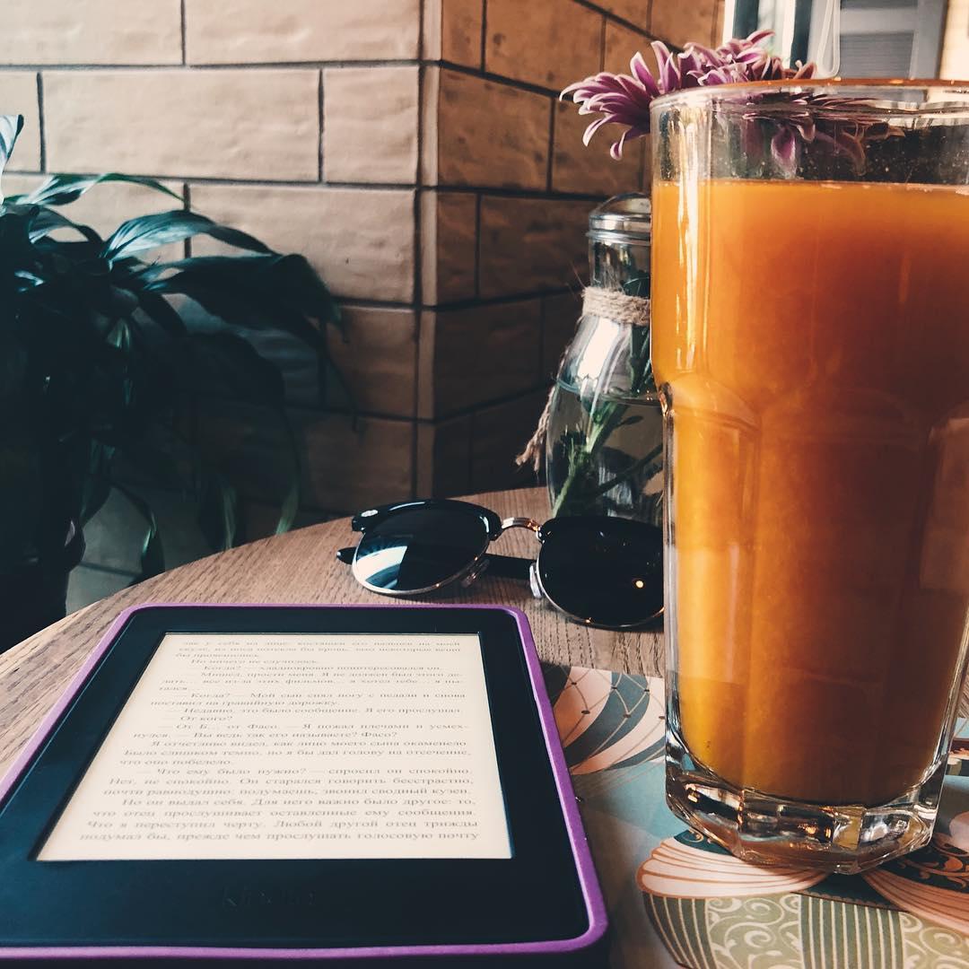 Самая удобная электронная книга Amazon Kindle Paperwhite - отзывы