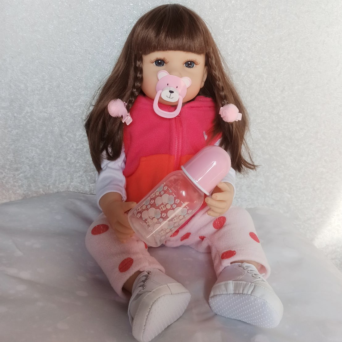 Красивая реалистичная кукла бренда NPK - отзывы