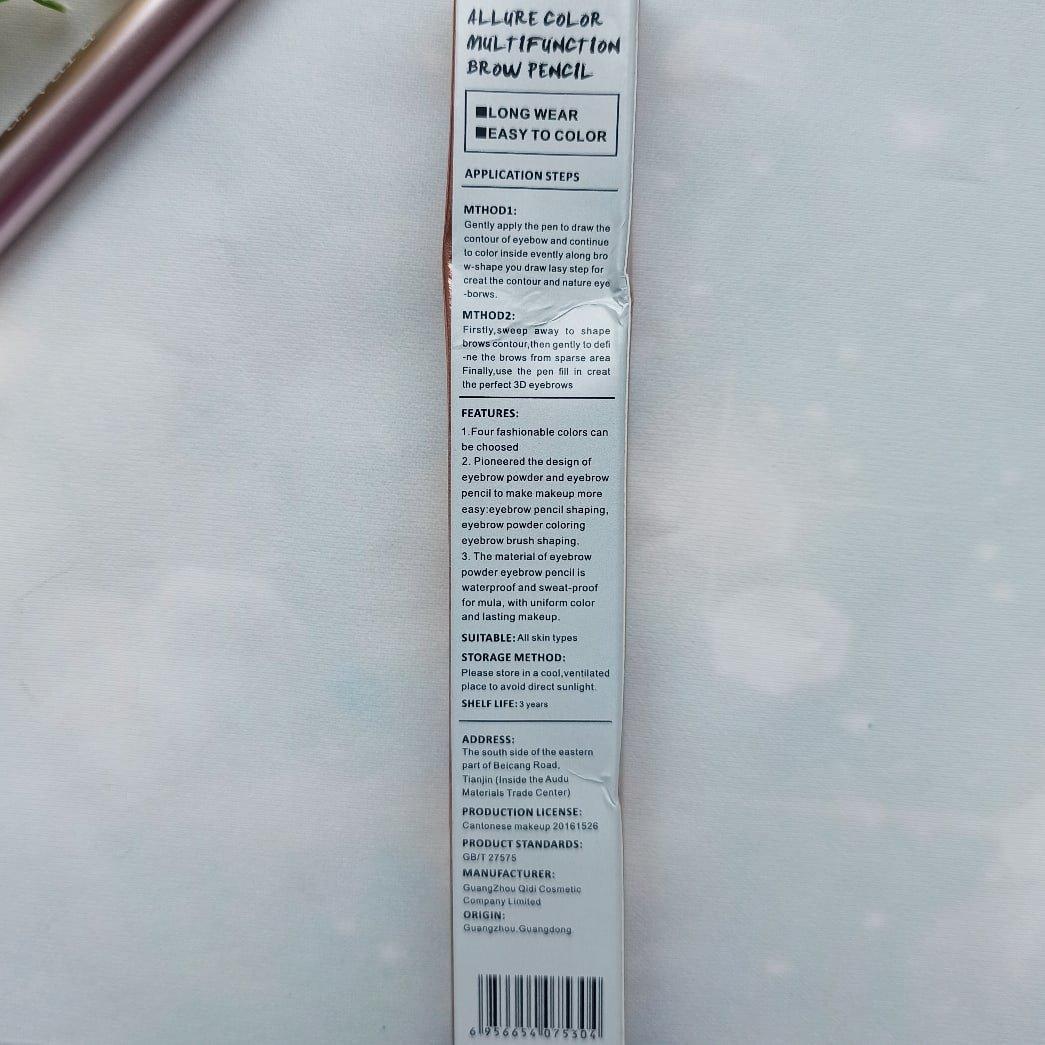 Обзор на карандаш для бровей от Varvara - Алиэкспресс