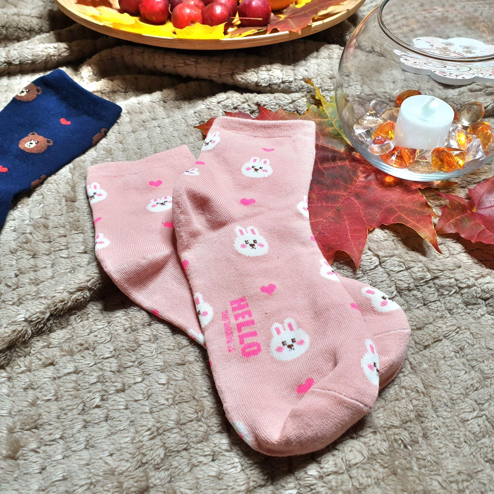 Забавные мягкие, эластичные и очень удобные носки - Алиэкспресс