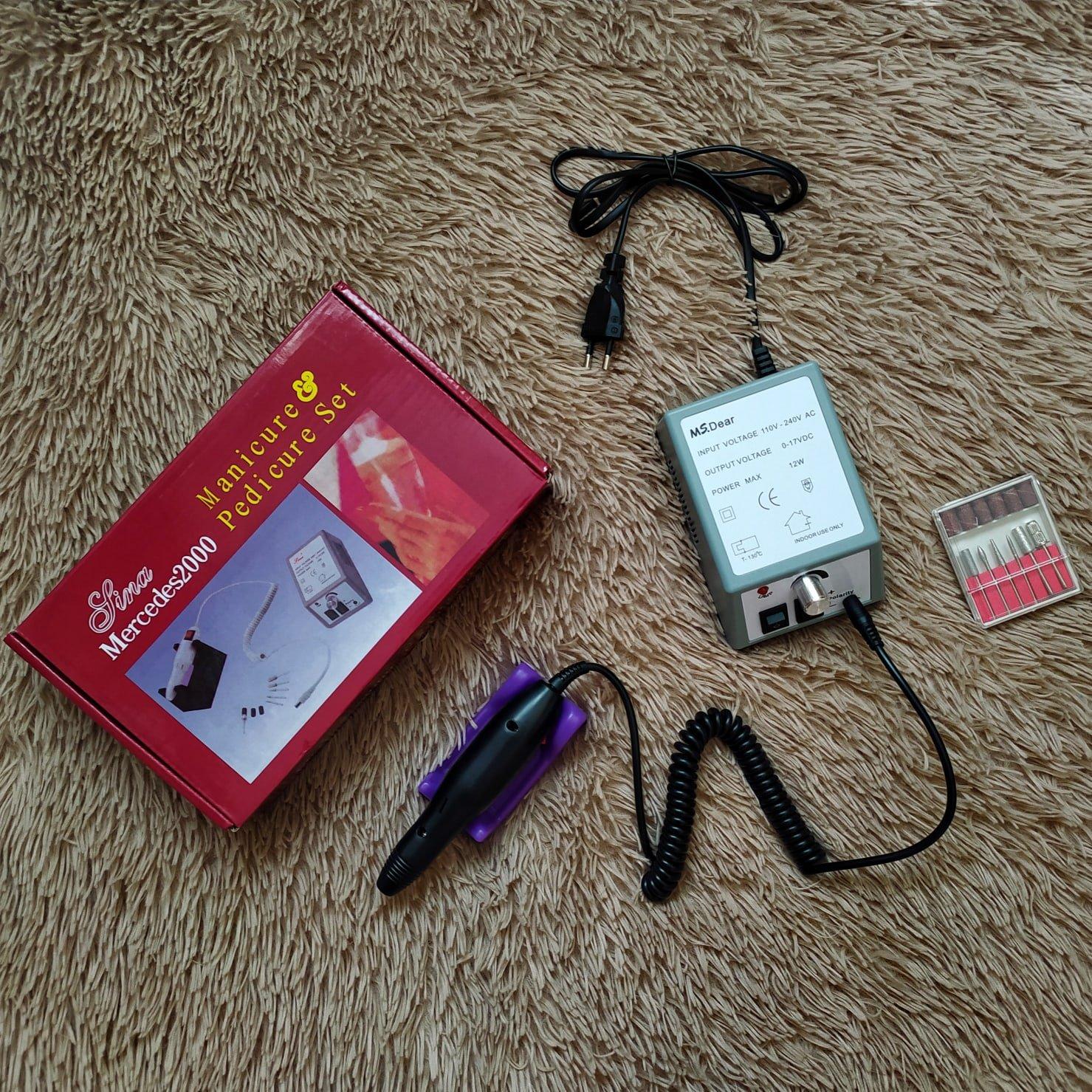 Аппарат для маникюра/педикюра MS. DEAR 11024 - отзывы