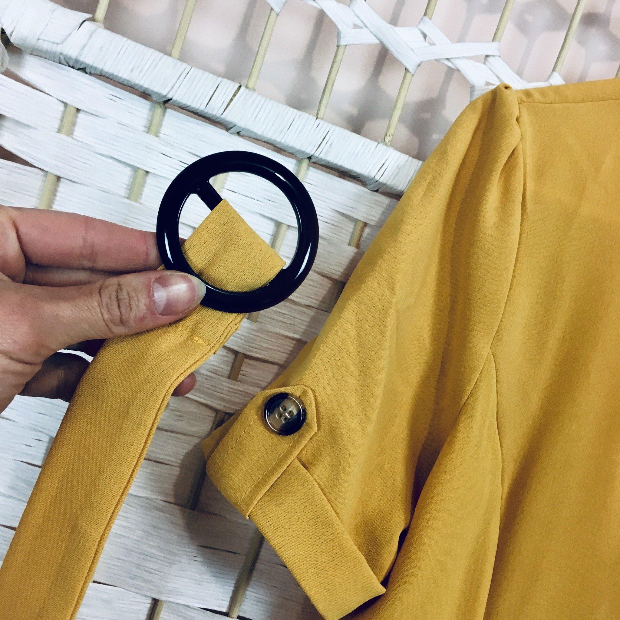 Платье халатик из miss moly Trendy Store - обзор
