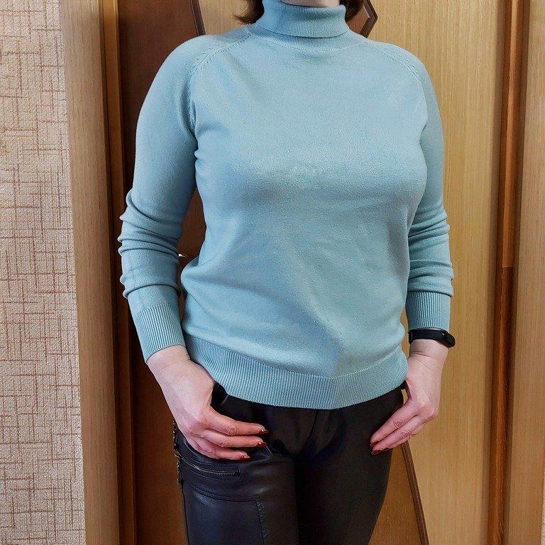 Очень комфортный красивый свитер на осень-зиму - обзор