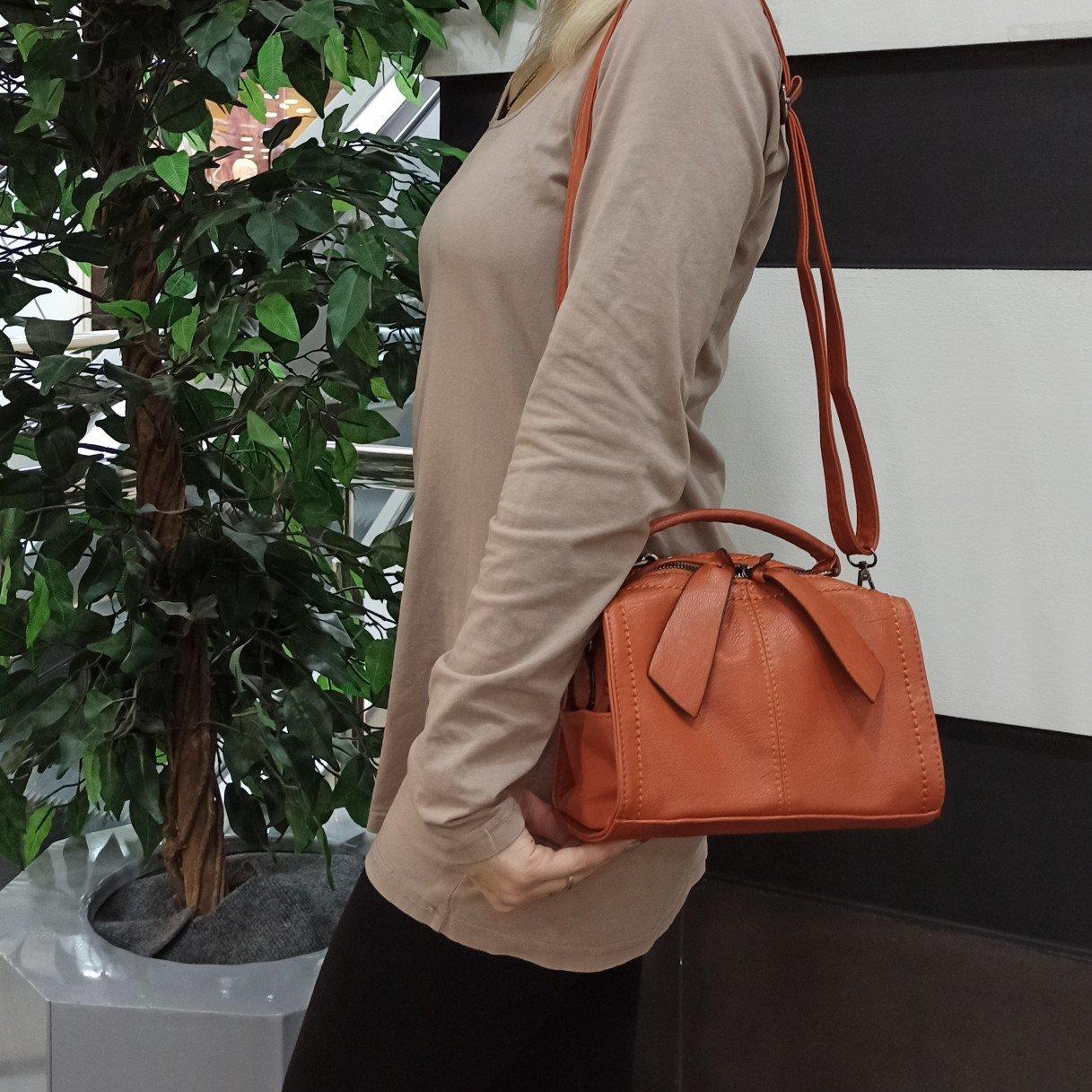 Изящная миниатюрная сумочка бренда YBYT