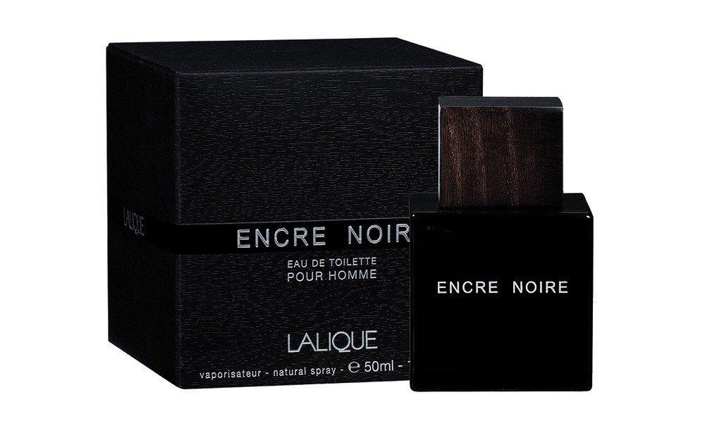 Парфюмерная вода Lalique Encre Noire для мужчин - отзывы