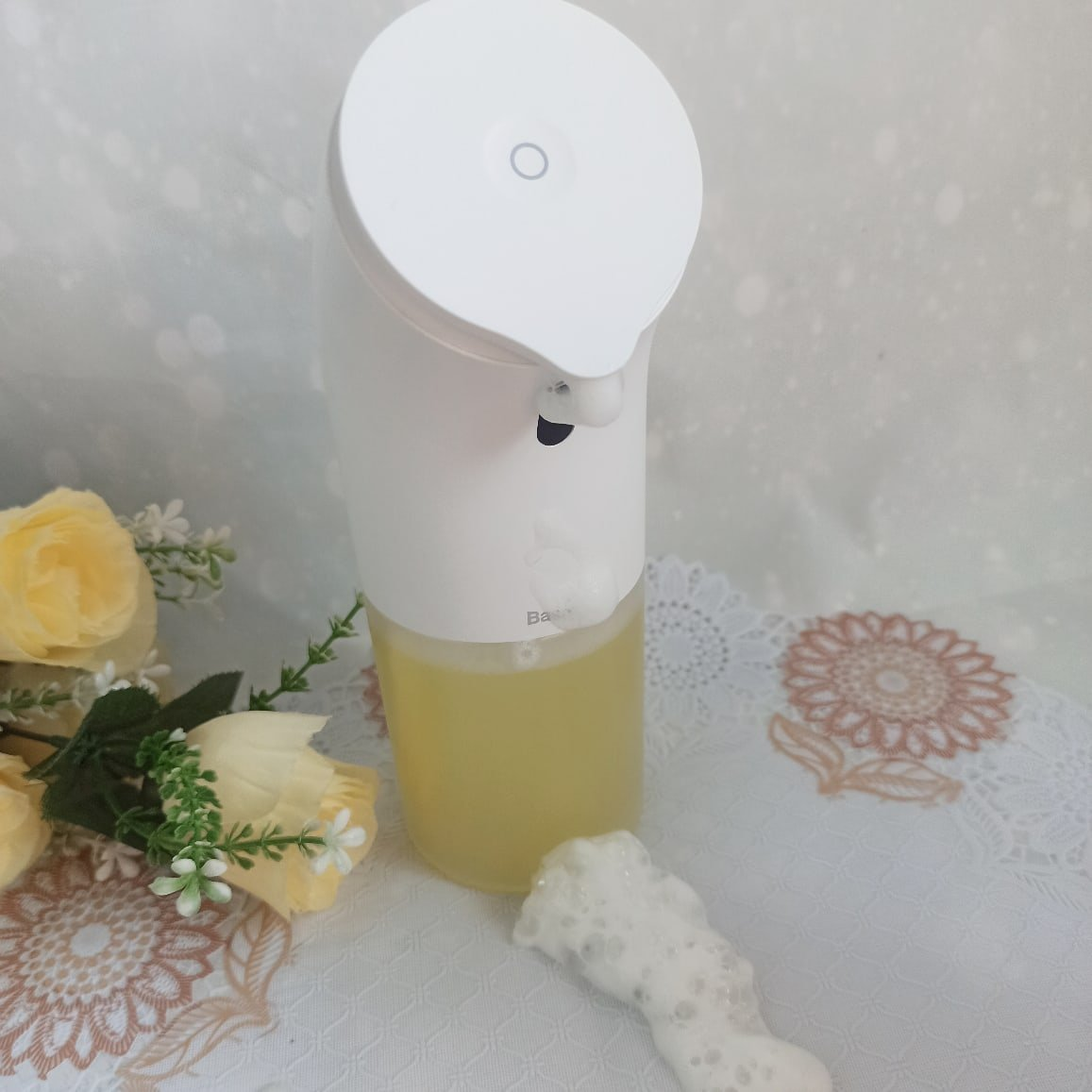 Автоматический дозатор жидкого мыла от BASEUS - инструкция