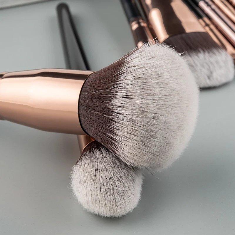 Кисти для макияжа Anmor  Набор из 16 штук - купить