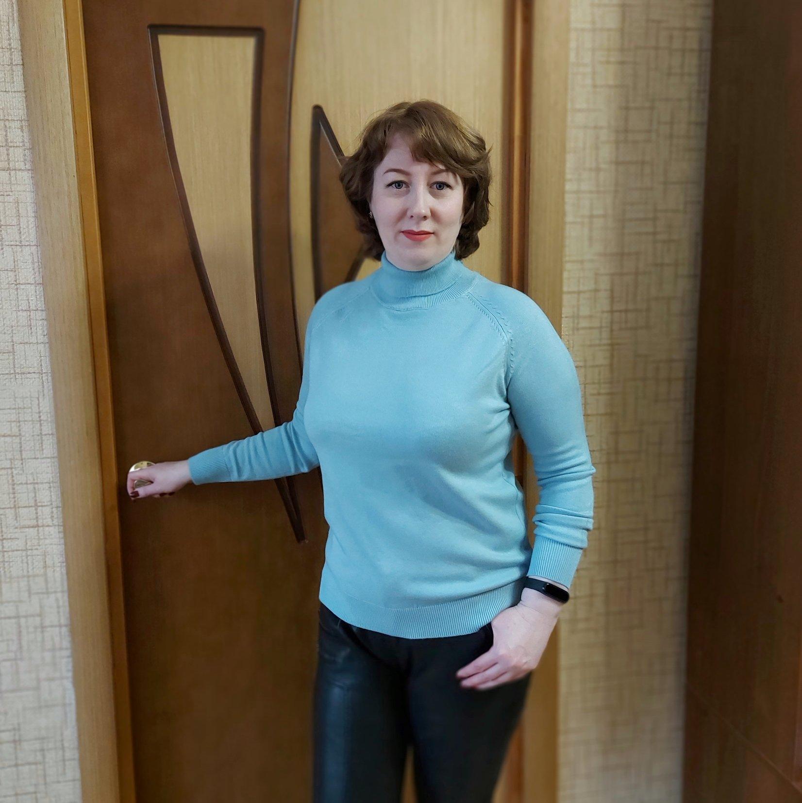 Очень комфортный красивый свитер на осень-зиму - купить