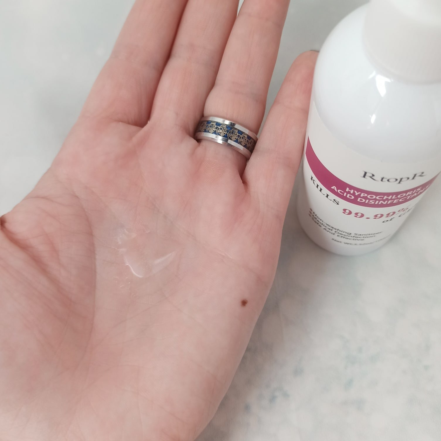 Антисептик спрей для рук и кожных покровов от Rtopr  Для взрослых и детей - обзор