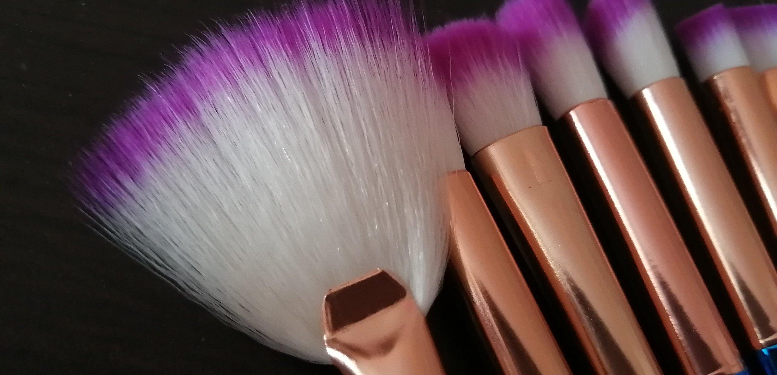 Набор кистей для макияжа 20 шт. - купить