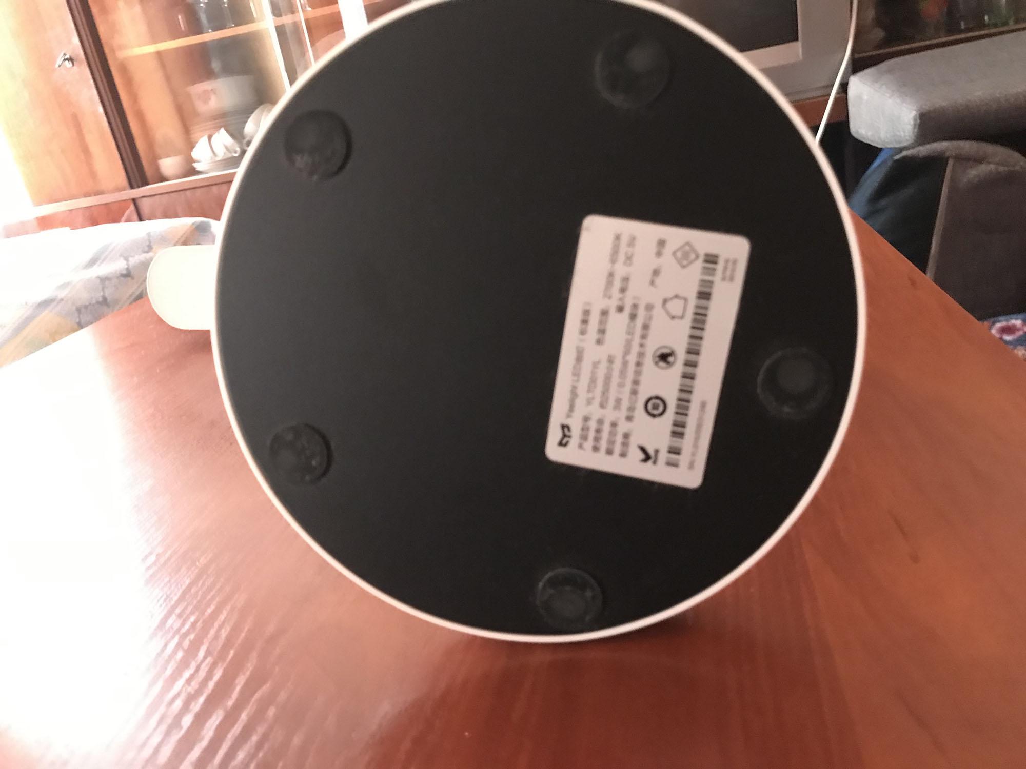 Настольная лампа Xiaomi YeeLight Desk Lamp - инструкция