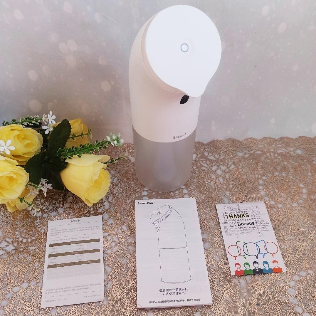Автоматический дозатор жидкого мыла от BASEUS - цена