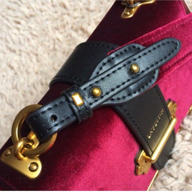 Бархатная сумочка - купить
