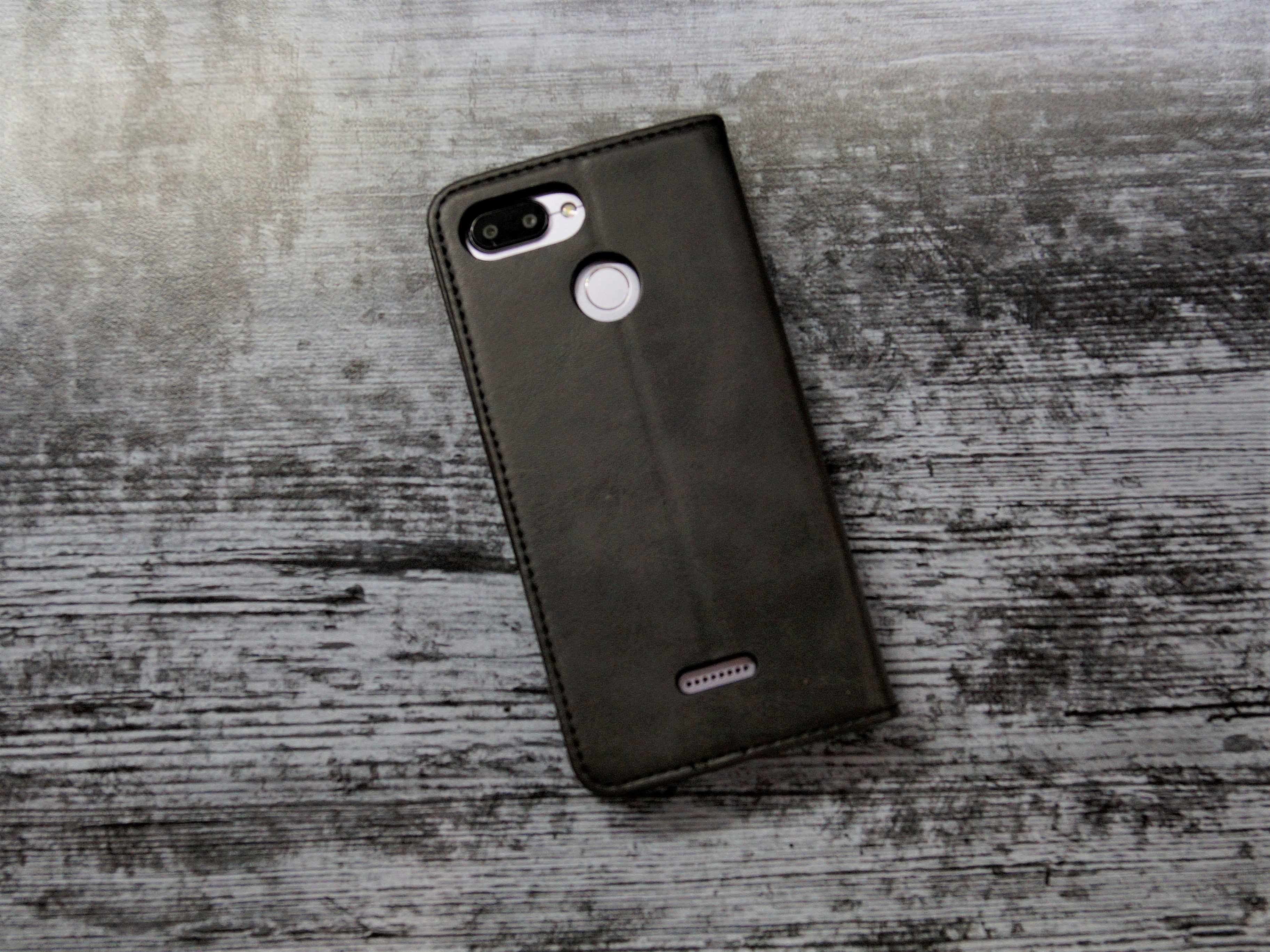 Чехол-кошелек для смартфона - характеристики