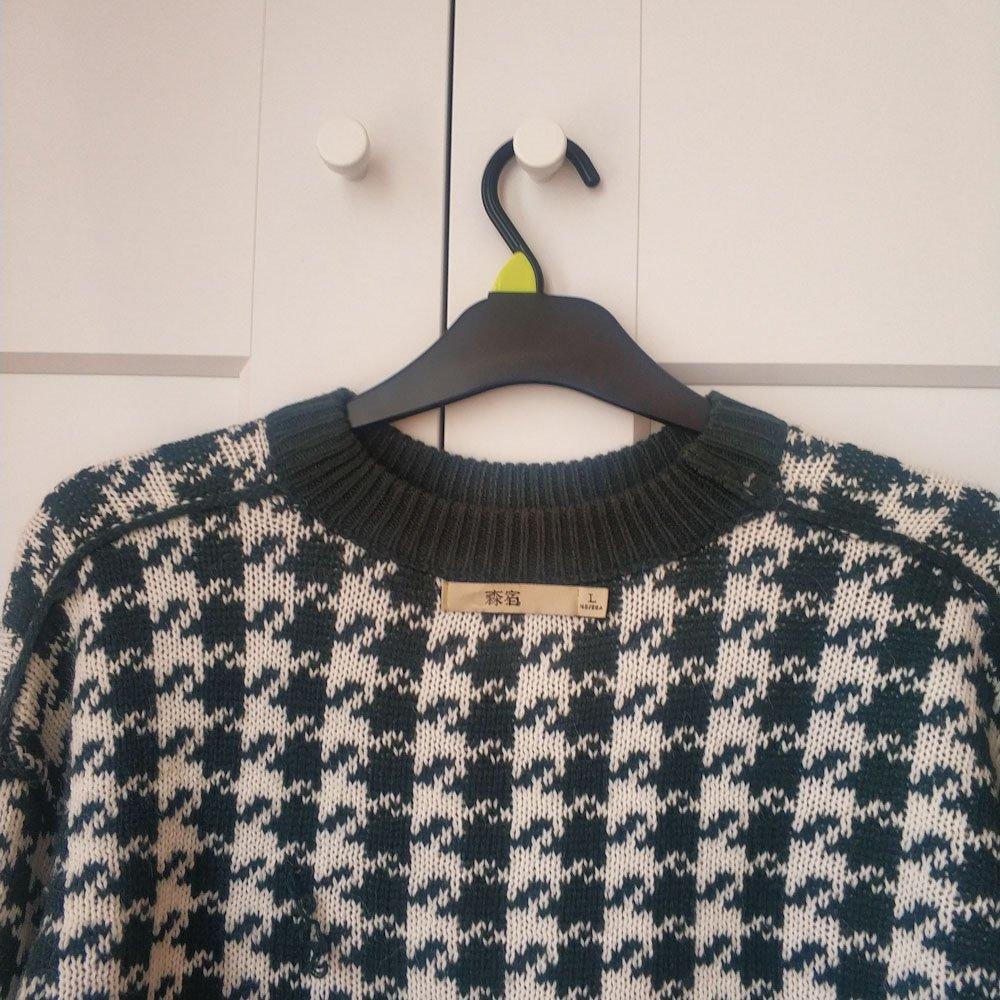 Стильный свитер Sams Tree. Обзор с моими реальными фото. - характеристики