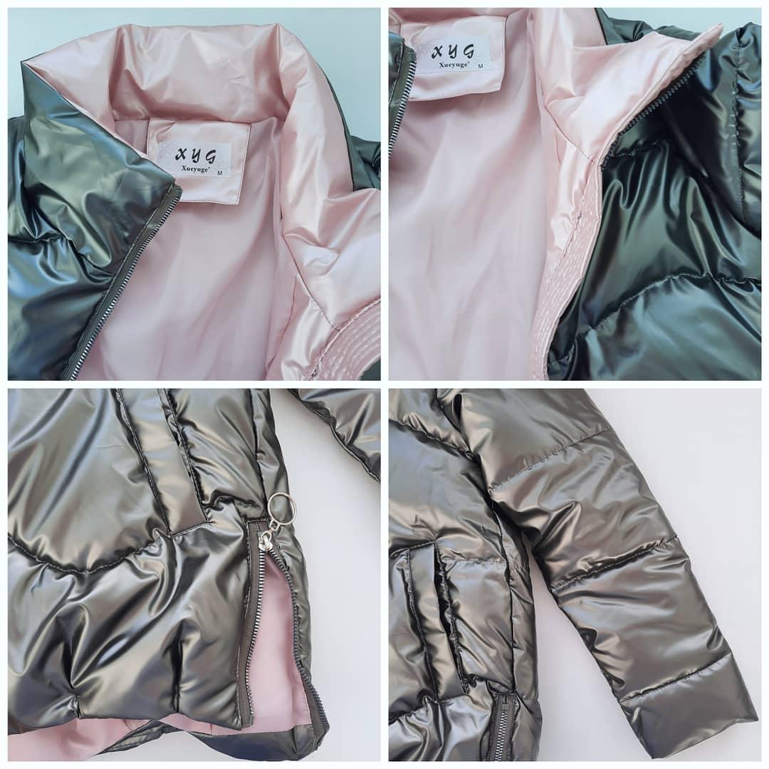 Классная куртка от FTLZZ Official Store - фото