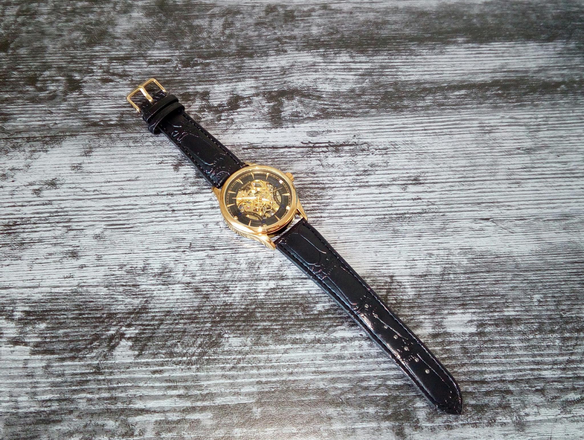 Крутые часы скелеты Winner - цена