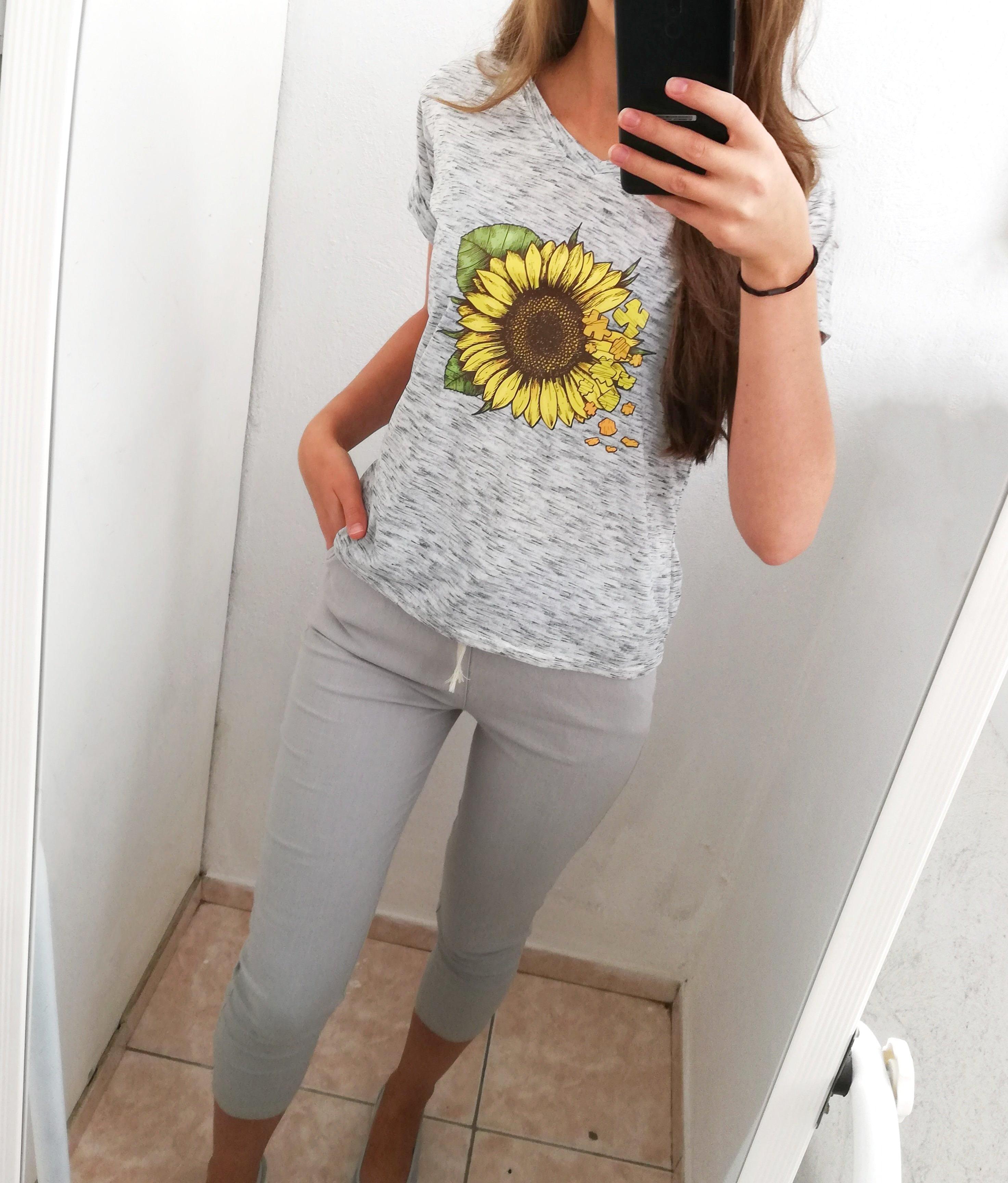 Классная футболка от TT Women Store - обзор